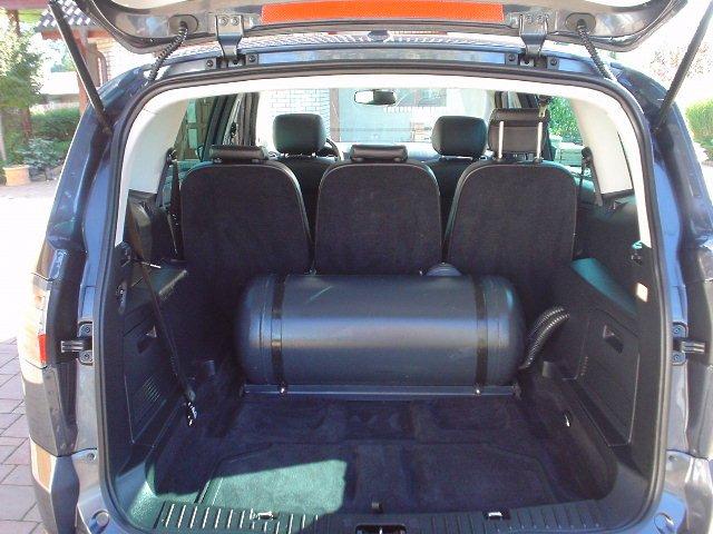 Ford S Max 2 5t Titanium Lpg Auto Liva